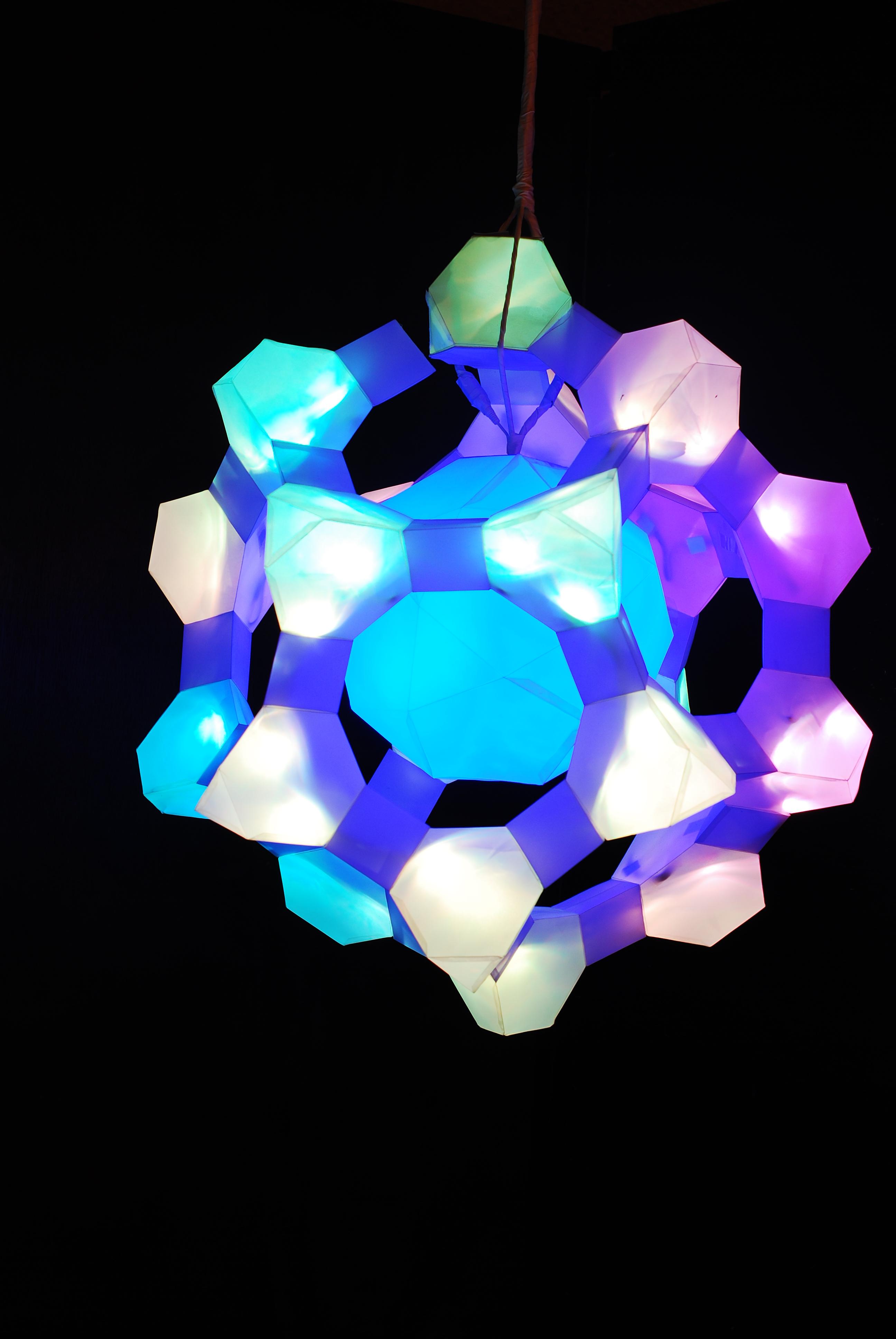 电路板彩灯创意摆法图片
